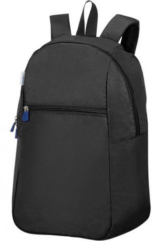 Samsonite Skládací batoh - černá