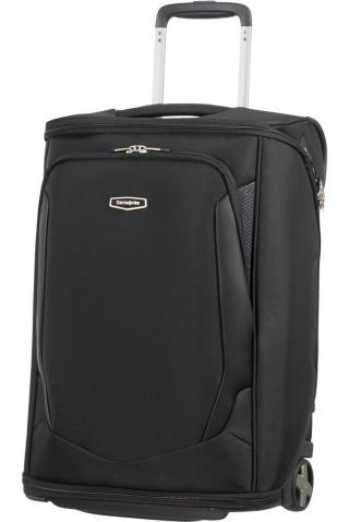 Samsonite Textilní kabinový kufr na oblečení XBlade 4.0 37 l - černá