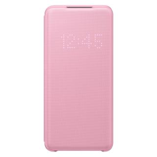 Samsung Flipcover LED View EF-NG985PPE pro Samsung Galaxy S20  pink
