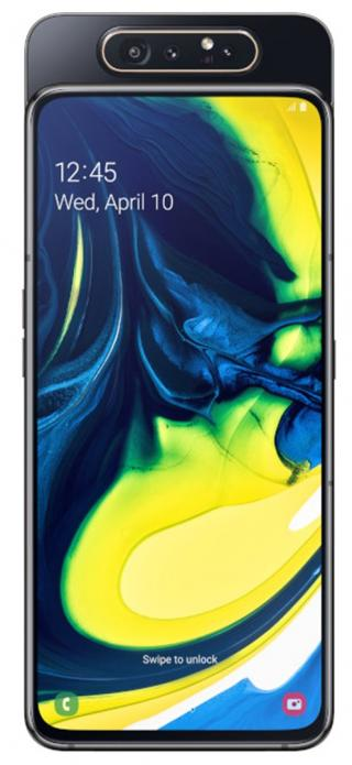 Samsung Galaxy A80 8GB/128GB černá