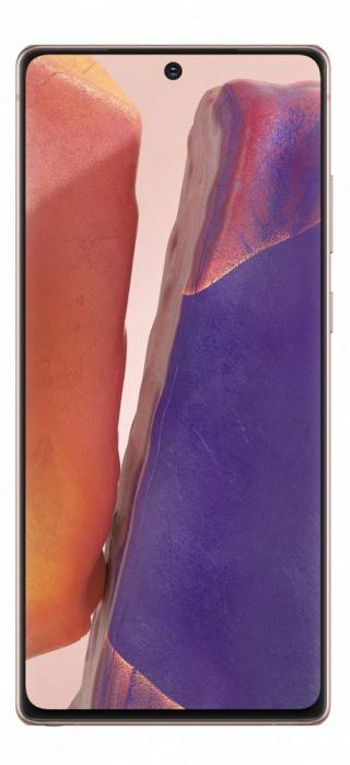 Samsung Galaxy Note20  8GB/256GB bronzová