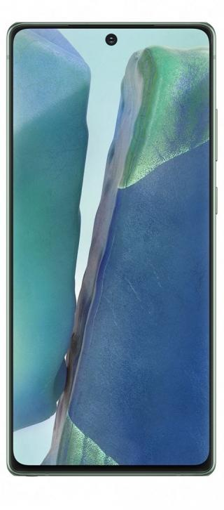 Samsung Galaxy Note20  8GB/256GB zelená