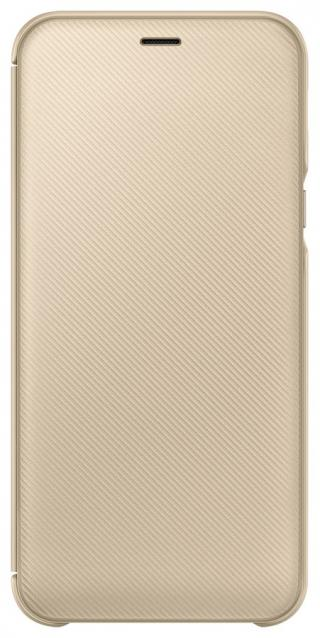 Samsung pouzdro flip EF-WA600CFE pro Samsung Galaxy A6 2018 , gold