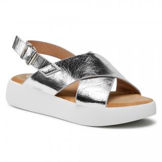Sandály BETSY - 907758/01-02G Silver dámské Stříbrná 38