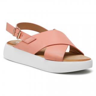 Sandály BETSY - 907758/01-03G Light Pink dámské Růžová 36