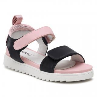 Sandály BETSY - 917301/02-03 Blue/Pink dámské Růžová 30