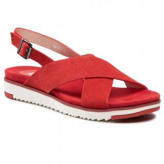 Sandály BIG STAR - HH274739 Red dámské Červená 36