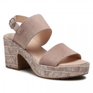 Sandály CALLAGHAN - Pesca 28801  Nude dámské Růžová 40