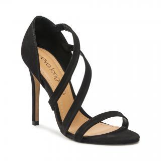 Sandály EVA LONGORIA - EL-05-01-000024 301 dámské Černá 37