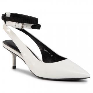 Sandály GINO ROSSI - V195-15-1 White dámské Bílá 36