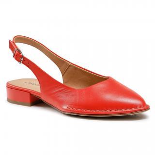 Sandály LASOCKI - AG20-02  Red dámské Oranžová 41
