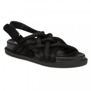 Sandály NELLI BLU - CS5562-01 Black dámské Černá 33