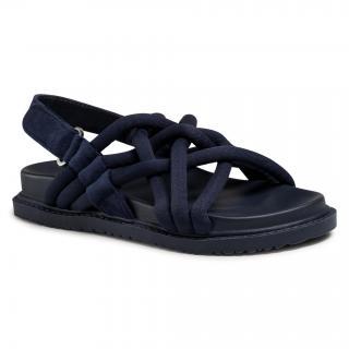 Sandály NELLI BLU - CS5562-01 Cobalt Blue dámské Tmavomodrá 33
