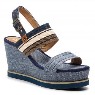 Sandály REFRESH - 69909 Navy dámské Tmavomodrá 40