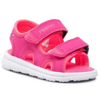 Sandály REIMA - Bungee 569339 4600 dámské Růžová 25