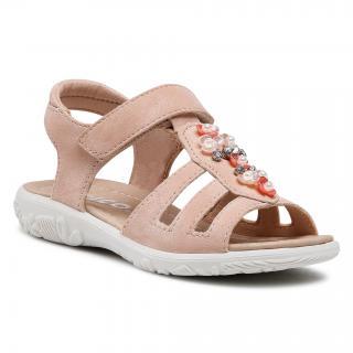 Sandály RICOSTA - Cara 71 6423800 Nude 621 dámské Růžová 24