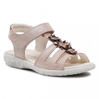 Sandály RICOSTA - Cleo 71 6422800/311 Nude dámské Růžová 24