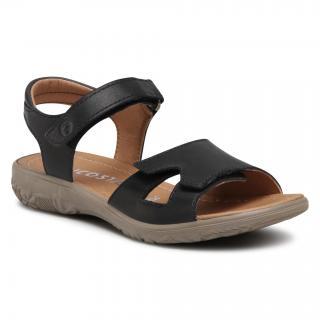 Sandály RICOSTA - Moni 73 6422700/183 D See dámské Černá 31