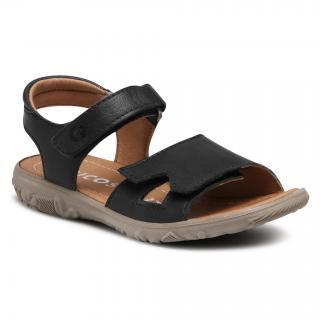 Sandály RICOSTA - Moni 73 6422700/183 S See dámské Černá 27