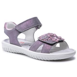 Sandály SUPERFIT - 0-609005-2500 S Grau dámské Šedá 31