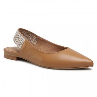 Sandály WOJAS - 44015-54 Hnědá dámské 36