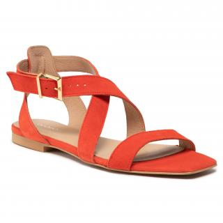 Sandály WOJAS - 76068-65 Koralowy dámské Červená 36