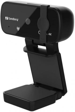 Sandberg Pro  Webkamera Černá Black