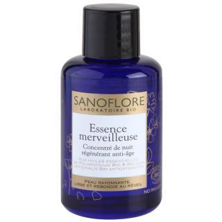 Sanoflore Merveilleuse noční péče proti vráskám 30 ml dámské 30 ml