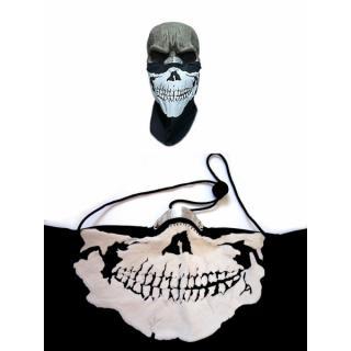 Šátek Na Obličej Mthdr Kerchief Skull