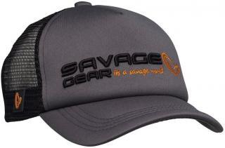 Savage Gear Čepice Classic Trucker Cap Black One Size