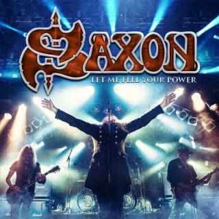 Saxon Let Me Feel Your Power  Black