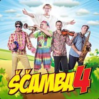 Ščamba – 4 CD