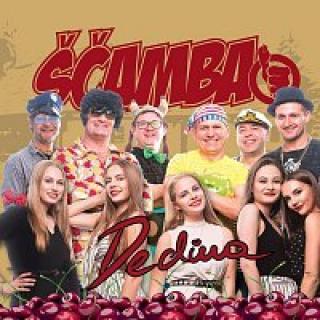 Ščamba – Dedina CD