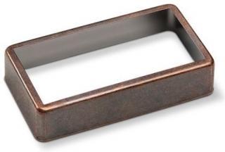 Schaller Pickup cover open Vintage Copper
