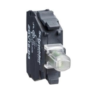 Schneider Harmony ledka zelená ZBVM3 230-240V šroubové svorky