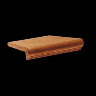 Schodovka Gresan Albarracin cihlová 25x33 cm mat GRASCF25335 oranžová cihlová
