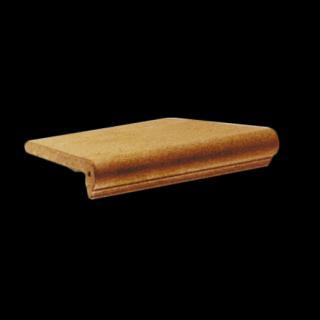 Schodovka Gresan Natural hnědá 25x33 cm mat GRNSCF25335 hnědá hnědá