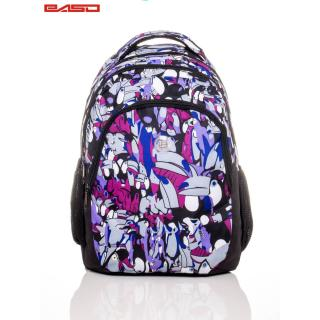 School backpack with toucans Neurčeno One size
