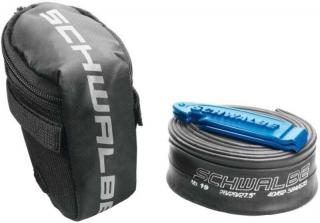 Schwalbe Saddle Bag Including Tube 26 and Tirelevers 2 pcs