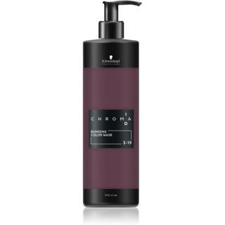Schwarzkopf Professional Chroma ID barvicí maska na vlasy 3-19 500 ml dámské 500 ml