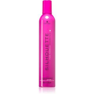Schwarzkopf Professional Silhouette Color Brilliance pěnové tužidlo silné zpevnění 500 ml dámské 500 ml