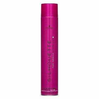 Schwarzkopf Professional Silhouette Color Brilliance Super Hold Hairspray lak na vlasy pro lesk vlasů 750 ml