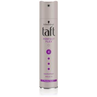 Schwarzkopf Taft Perfect Flex silně tužicí lak na vlasy 250 ml dámské 250 ml