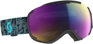 Scott Faze II Black/Cyan Blue//Enhancer Teal Chrome 20/21 pánské M/L