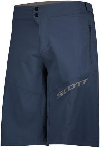 Scott Mens Endurance LS/Fit W/Pad Midnight Blue S pánské S
