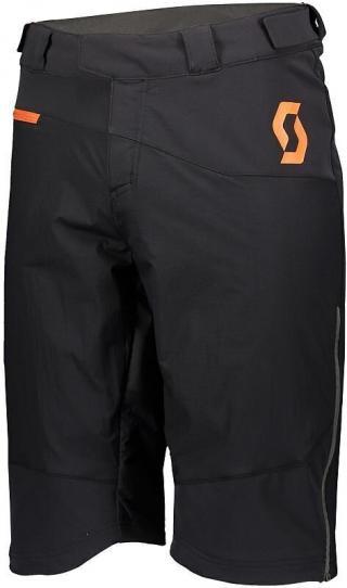 Scott Mens Trail Storm Alpha Black/Orange Pumpkin L pánské L