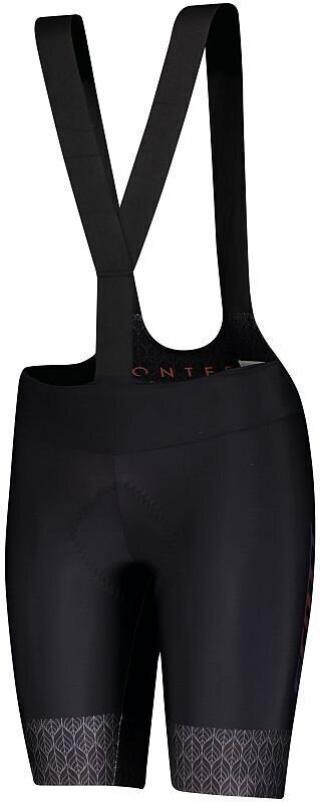 Scott Womens RC Contessa Signature Black/Nitro Purple XL dámské XL
