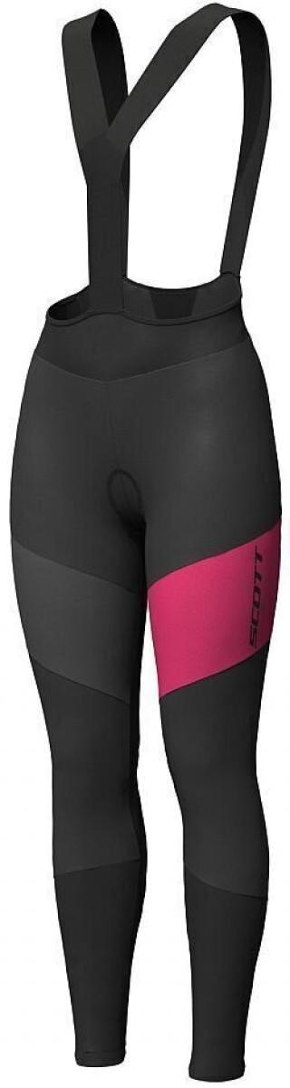 Scott Womens RC Warm WB Black/Azalea Pink XL dámské XL