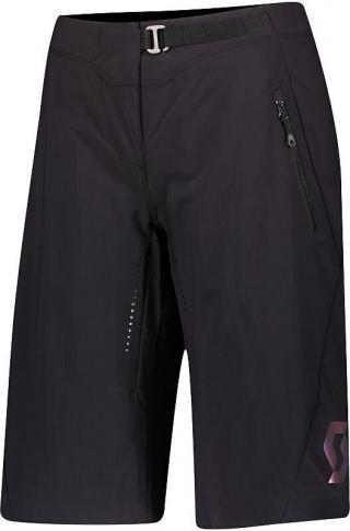 Scott Womens Trail Contessa Signature W/Pad Black/Nitro Purple XL dámské XL