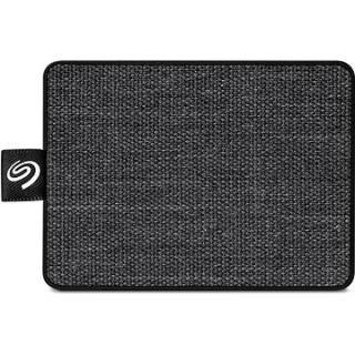Seagate One Touch SSD 500GB, černý